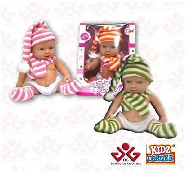 DOLCE BABE' BABY & ME CON VOCE 30 CM