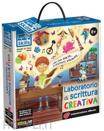 LIFE SKILLS LABORATORIO DI SCRITTURA CREATIVA