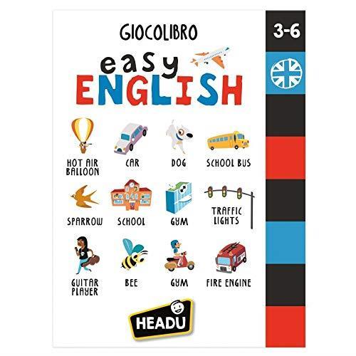 GIOCOLIBRO EASY ENGLISH