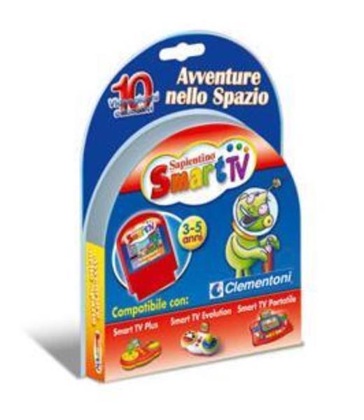 SMART TV AVVENTURE NELLO SPAZIO