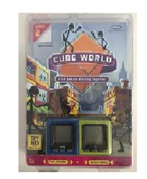 CUBO WORL GAMES