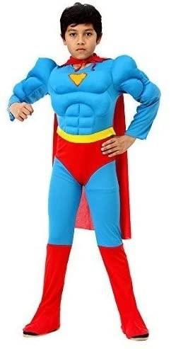 COSTUME SUPER-HERO CMUSCOLI M