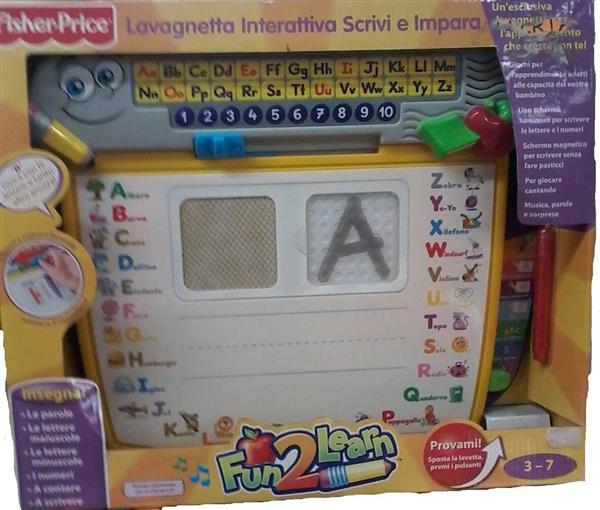 LAVAGNETTA INTER. SCRIVI E IMPARA FP