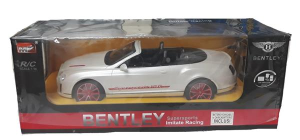 BENTLEY GT S.S.HARD TOP 1:14 RC+TRASF+PI