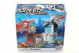 STREETS MICRO MOTORS MEGA 57 PEZZI
