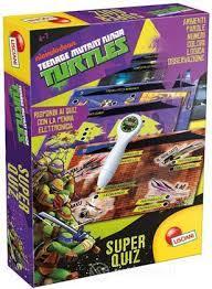 SUPER QUIZ NINJA TURTLES