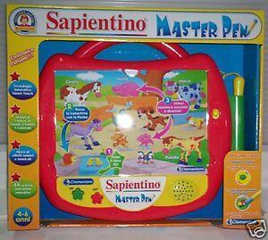 SAPIENTINO MASTER PEN 4-6
