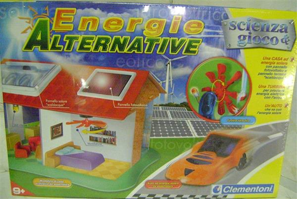 ENERGIA ALTERNATIVE 9+