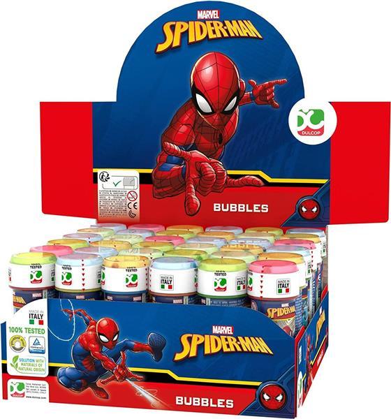 BOLLE SAPONE 60 ML SPIDER-MAN