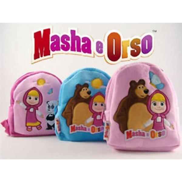ZAINETTO FRIENDS PLUSH MASHA