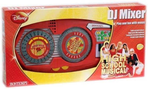 DJ MIXER HSM