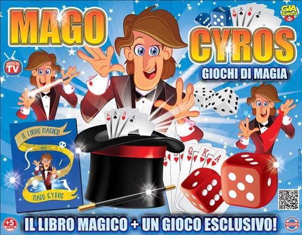 GIOCO MAGO CIRYS SCATOLATO