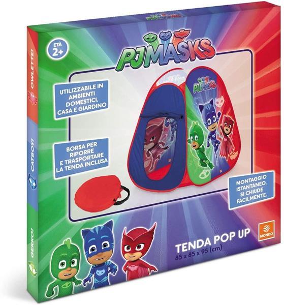 TENDA POP UP PJ MASK 85X85X95 CM.