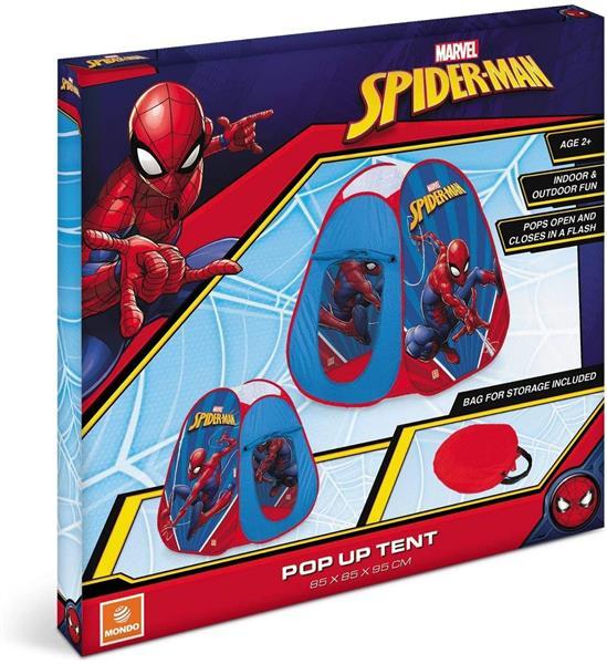 TENDA SPIDERMAN POP UP 85X85X95 CM.