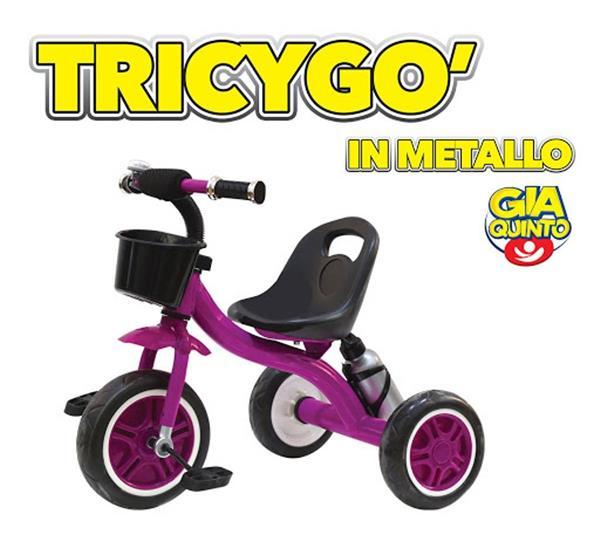 TRICYGO VIOLA FERRO