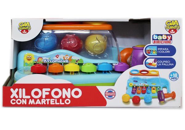 XILOFONO CON MARTELLO